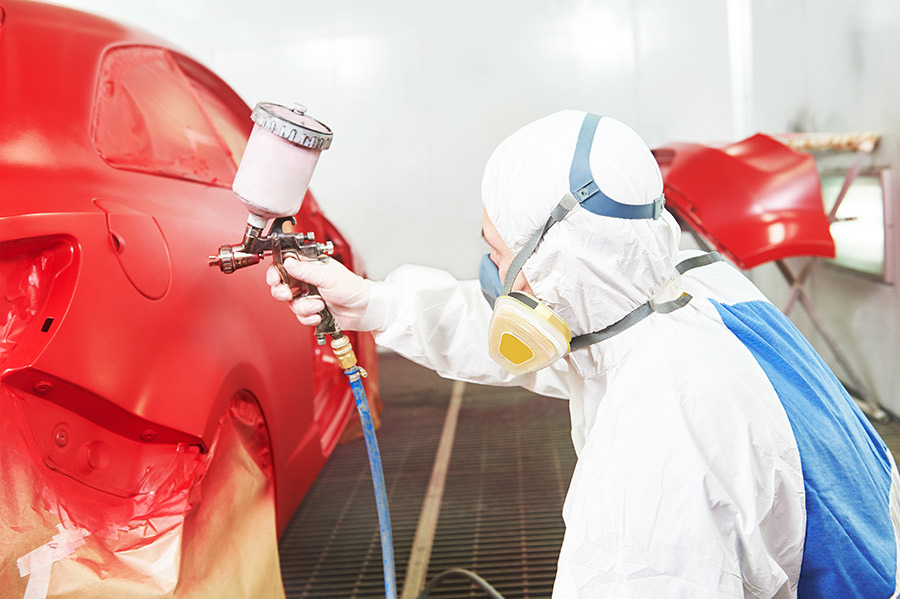 Auto body shop in prescott az automotive collision repair for Auto painting az
